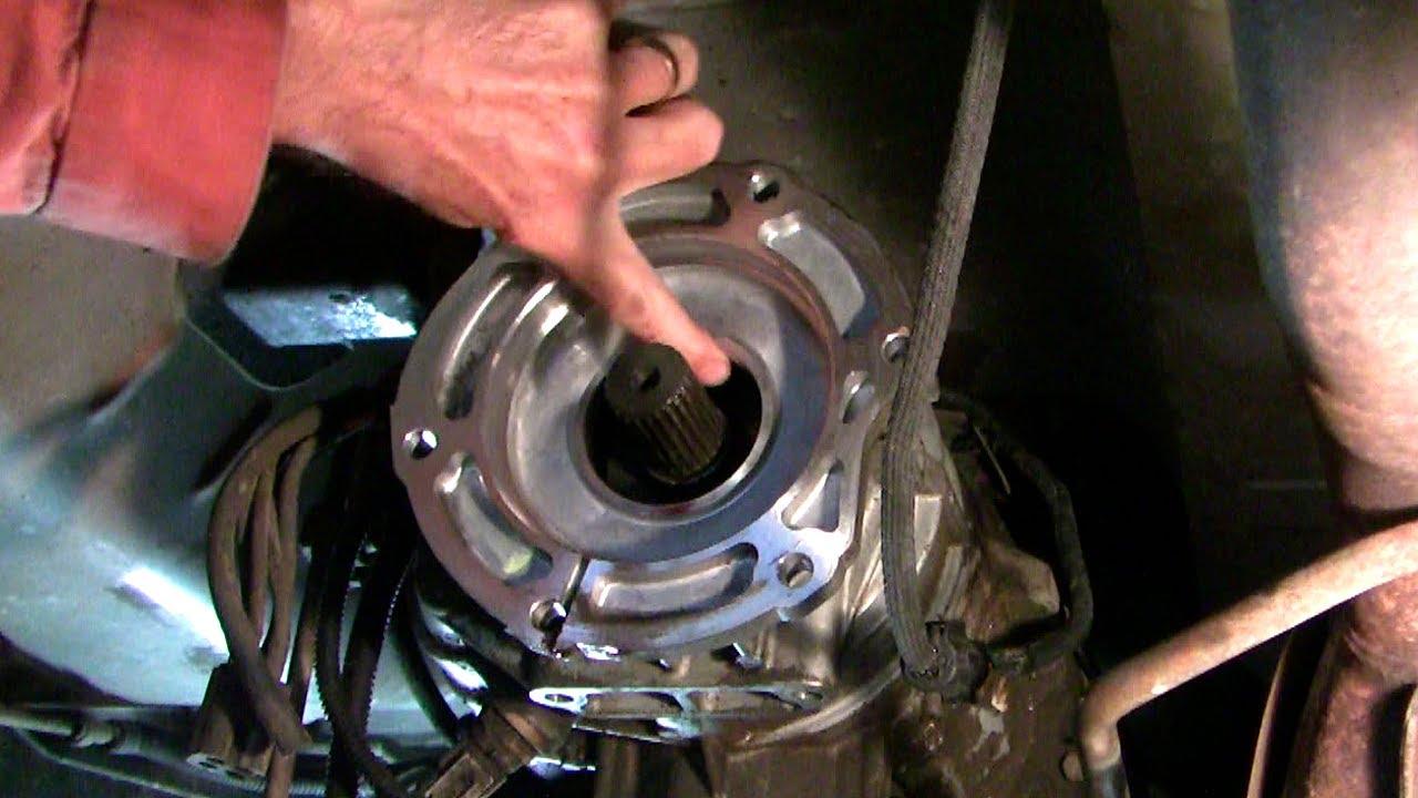 How To Fix A Transfer Case Oil Leak  Dodge Ram