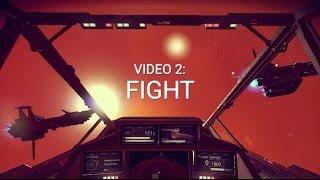 No Man's Sky - Videó sorozat: Harc