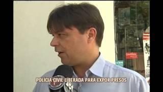 Pol�cia Civil revoga portaria que proibia agentes de apresentar presos para a imprensa