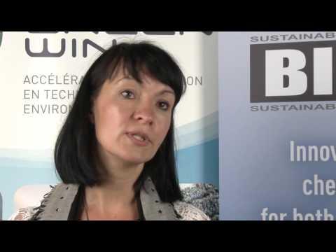 Chimie verte et Biotechnologie blanche - 2014 : Cécile Bauve