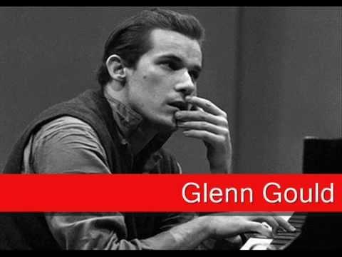 Glenn Gould: Bach - Toccata in C Minor, BWV 911
