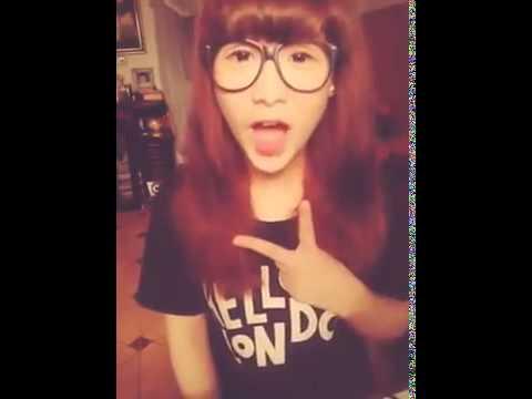 Tôi Yêu Thanh Hóa - cô gái xinh đẹp tự tin hát