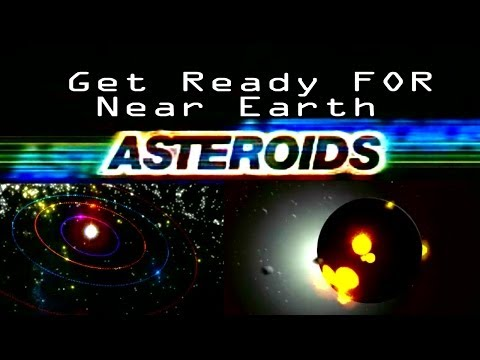 Get ready for Asteroids!