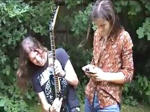 Power Quest Glory Tonight Music Video online metal music video by POWER QUEST