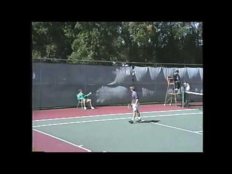 NCCS Tennis Open 9-22-91