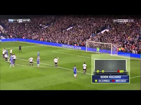 Chelsea 4-0 Tottenham Hotspur Highlights