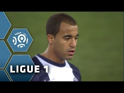 PSG - OM (2-0) The INCREDIBLE Rush of Lucas Moura! - 2013/2014