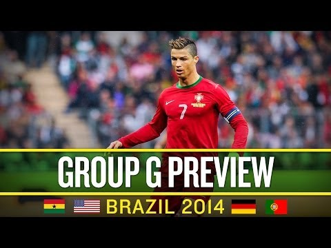 2014 World Cup: Group G Preview and Predictions