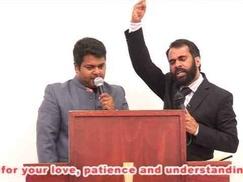 The power of resurrection - Tent of Glory Ministries - Rev Saji N Joy