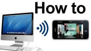 How To Stream Media To Your IPod Touch And IPhone By