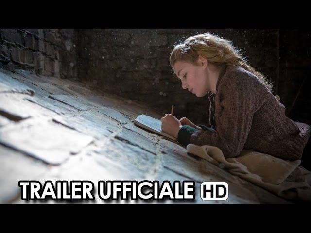 Storia di una ladra di libri Trailer Ufficiale Italiano (2014) - Emily Watson Movie HD