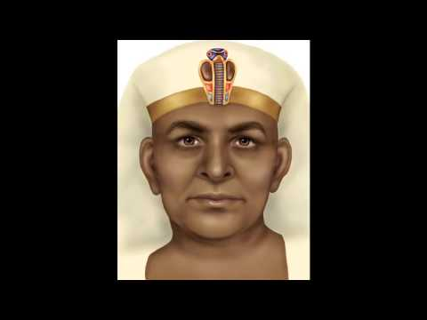 The Face Of Hatshepsut Photoshop Reconstruction Youtube