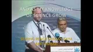 Profesor Doktor & Ilmuwan Chechnya Terkejut Usai Baca Qur