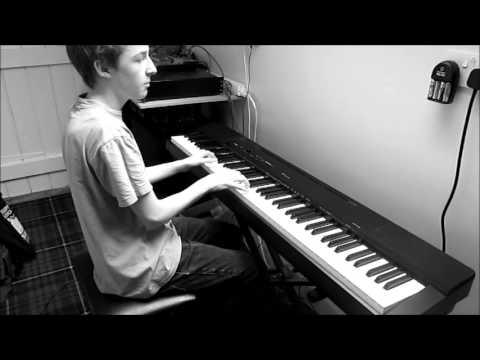 Solo Jazz Piano Improvisation Video   Robert Dimbleby