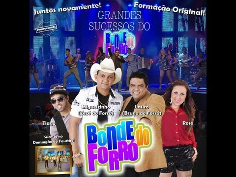 Bonde do Forró 2013 (DVD COMPLETO)