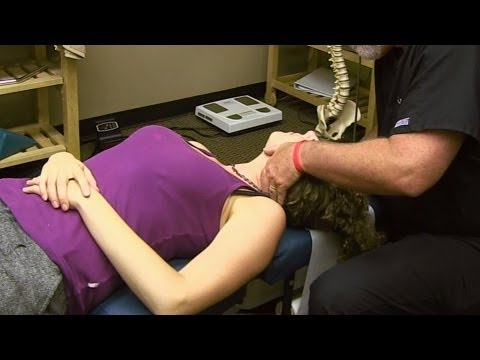 5 Chiropractic Adjustments, Neck Adjustment Part 5, Austin Chiropractor Jeff Echols