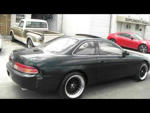 DUBSandTIRES.com 18 Inch XX3 531 Black Wheels 1999 Lexus SC-300 Rims Ft. Lauderdale Miami