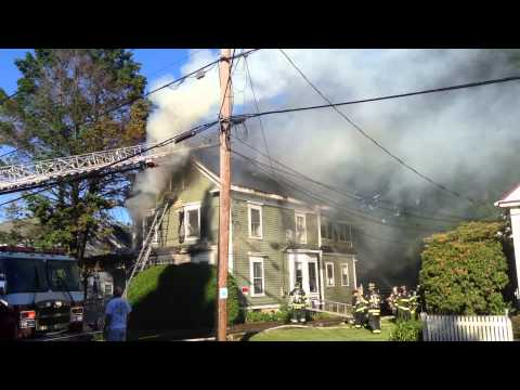 Danvers Fire June 20, 2014
