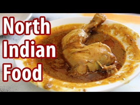 North Indian food, New Delhi, India - Bhape Da Hotel