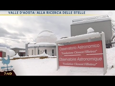Valle d'Aosta: alla ricerca delle stelle
