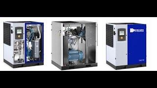Винтовой компрессор Ceccato CSC30 проходит техническое обслуживание сервисными инженерами компании kraftmarket24.