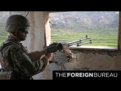 Taliban Attack and More on The Foreign Bureau