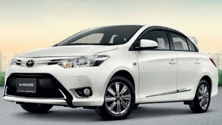 Toyota Vios 2013 Official Thailand Launch