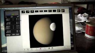 Nasa lies! Ufos and other anomalies around saturns moon dion and titan!