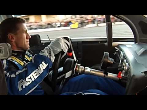 Victory Lap Ride Along with Carl Edwards
