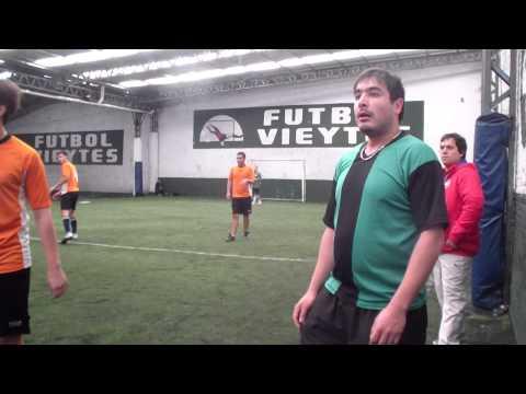 Seguimientos Torneo Milito - Fecha 5: Bochini y los dueños del Swing