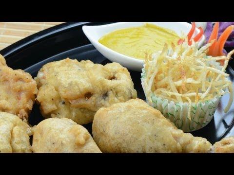 Batter Fried Chicken Recipe  - By Vahchef @ vahrehvah.com
