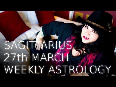 Sagittarius Weekly Astrology Forecast 27th March 2017