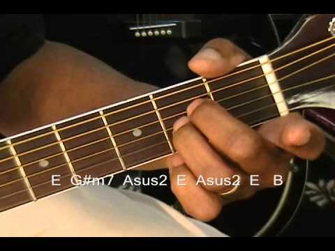 how to play redemption song intro on guitar