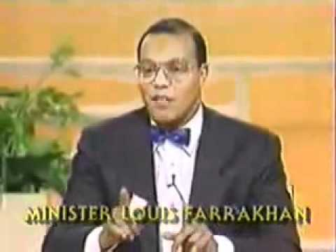 Louis Farrakhan vs. Phil Donahue - Part 3