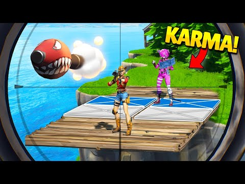 TOP 100 INSTANT KARMA MOMENTS IN FORTNITE