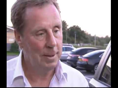 Harry Redknapp On Van Der Vaart (01-09-10)
