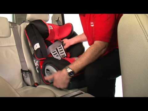 Britax Römer Evolva 123 Plus Car Seat