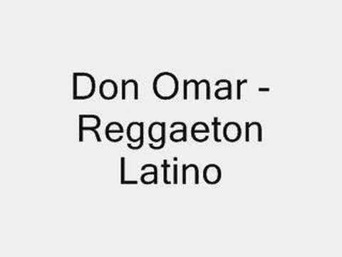 letra de regaeton latino: