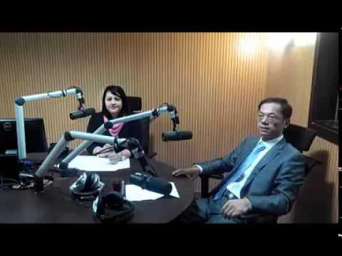 فلسطين على الهواء مع السفير الصيني