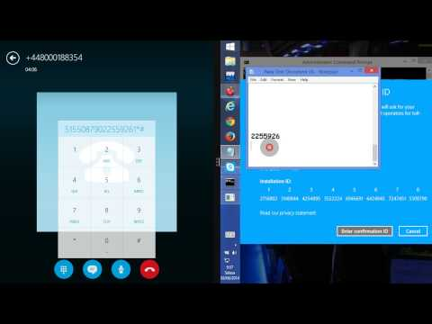 Cara Aktivasi Windows 8.1 Permanen Full [Tutorial Teks & Video]