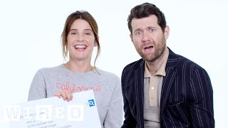 Billy Eichner & Cobie Smulders Answer the Web's Most Searched Questions | WIRED