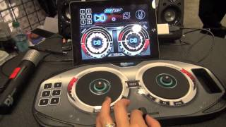 EZ Pro DJ: Turns your tablet or phone into a DJ station for $50
