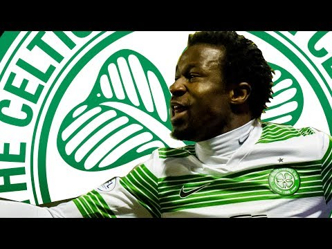 Efe Ambrose fires home a back-post header