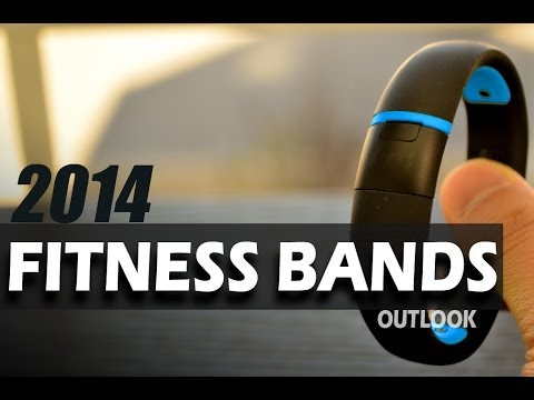 Fitness Bands for 2014 - Activity Bands: Shaping Our Lives