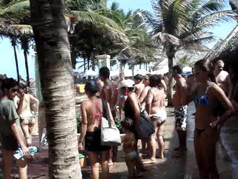 Barraca CrocoBeach - Praia do Futuro