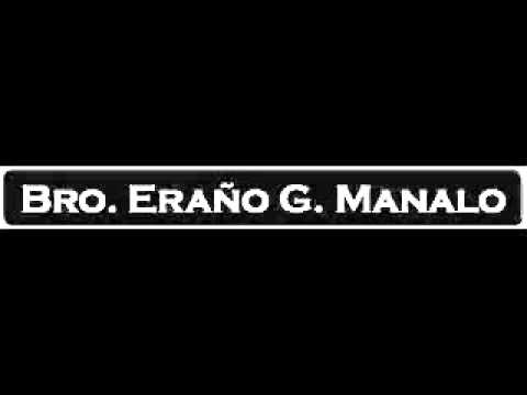 ka erano manalo message for all cws   Tell The World About Iglesia Ni Cristo   Causes