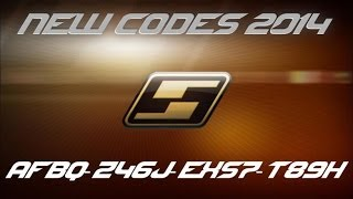 Need For Speed World: Codes 2014 (still Active)