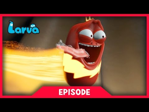 Larva - Červený hrom