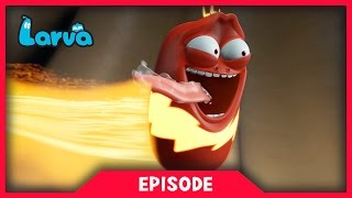 Larva - Rudý hrom