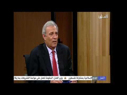 أبو عمرو: دعوة ترامب الرئيس لزيارة واشنطن هامة وتحمل مؤشرات إيجابية